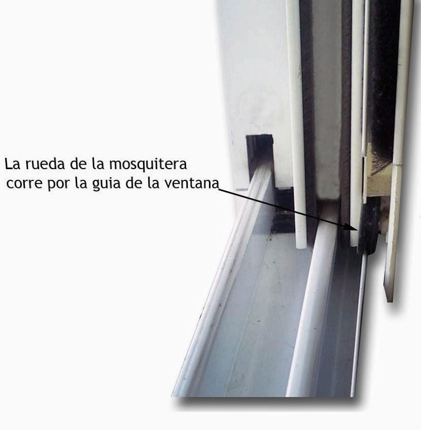 Burletes ventanas correderas de aluminio materiales de for Correderas de aluminio