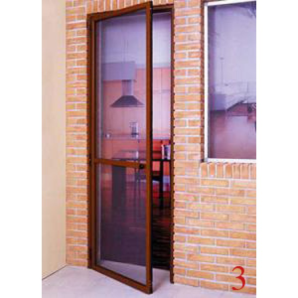 Mosquitera de puerta persianas parasole for Accesorios mosquiteras