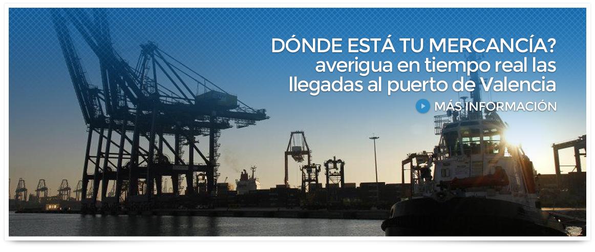Aduanas en Valencia