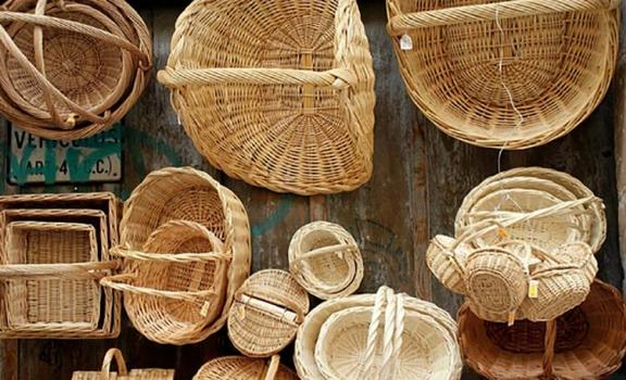 Actividades artesanales en la Vall d'Albaida