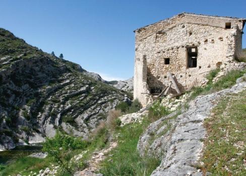 molino de Alfafara