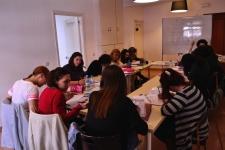 Educadoras infantiles at work II (Abril 2014)