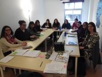 Primeras horas de estudio (Educadoras infantiles IDA VII)