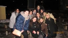 Foto de grupo de nuestras chicas en Múnich
