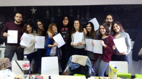 13ª PROMOCIÓN EDUCADORES INFANTILES EN ALEMANIA (IDA 13) - ENTREGA DE DIPLOMAS B2