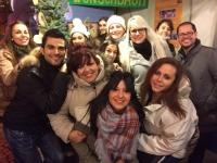 Súper piña de grupo en Múnich