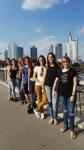 Viaje de familiarización Frankfurt