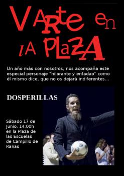 Actuaciones Arte en la Plaza 2017