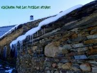 invierno en pueblos negros