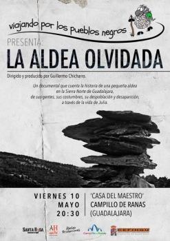 LA ALDEA OLVIDADA. ARTE EN LA PLAZA 2019