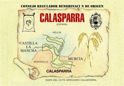 Denominación de Origen Calasparra