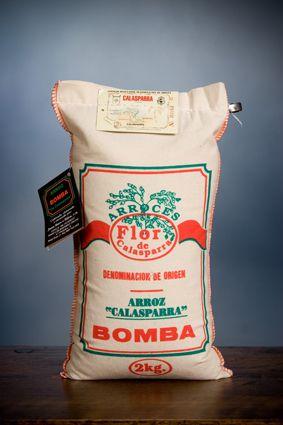 Variedad Bomba