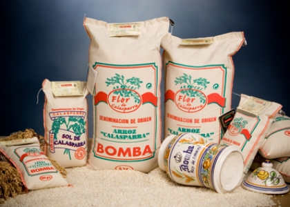 Calasparra's Rice Varieties