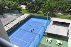 Edf. Parque 4,Pista de tenis