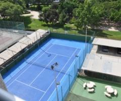 Parque 4, pista de tenis