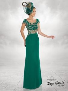 vestido 595