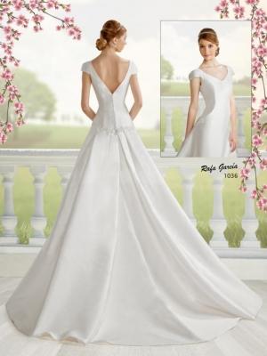 novia 1036 espalda