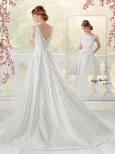 novia 1040 espalda