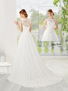 novia 1041 espalda
