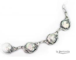 Gargantilla JALOWI de perlas