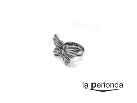 Sortija mariposa