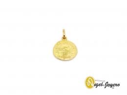 Colgante Moneda de oro