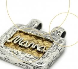 regalo para el dia de la madre colgante mama
