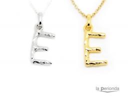 Colgante E
