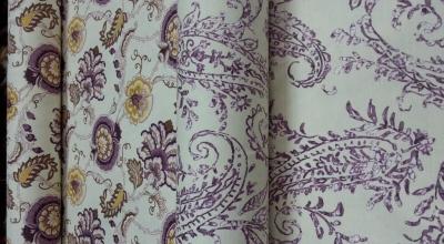 tapiceria estampada cachemir