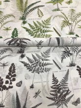 tapiceria helechos