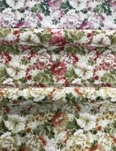 tapiceria flores