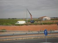 Gasolinera Cepsa y Restaurante Torresblancas