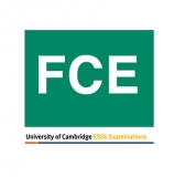 FCE (First Certificate in English)