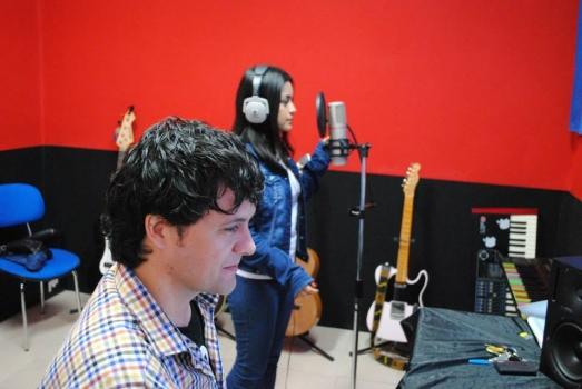 Estudio musical, la nueva actividad del Balmes