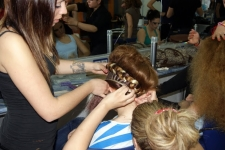 Peinados, tintes y cortes