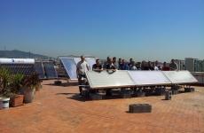 Taller de energía solar