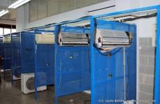 Taller climatizació industrial