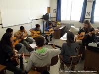 Banda musical en Bellvitge