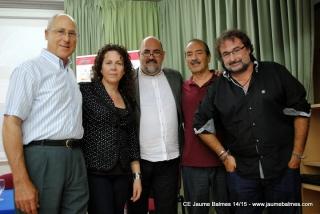 Solidaritat al CE Jaume Balmes