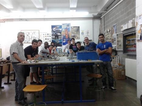 1º curso CFGM Instalaciones Eléctricas y Automáticas