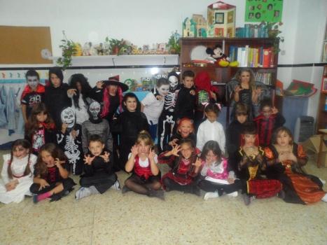 Castanyada i Halloween 2014