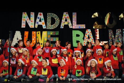 Teatre Nadal CE Jaume Balmes