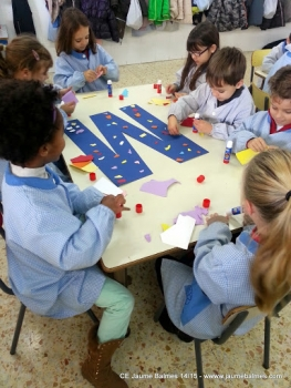 Educació Infantil al CE Jaume Balmes - 1r trimestre