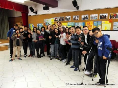 Educació Secundària CE Jaume Balmes Hospitalet