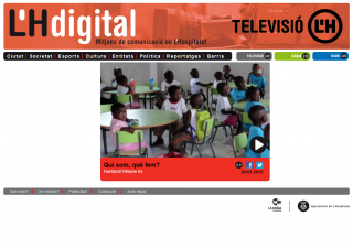 Reportaje OKUME AZ por Digital LH