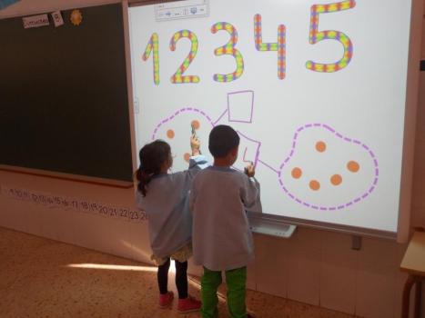 Infantil al CE Jaume Balmes