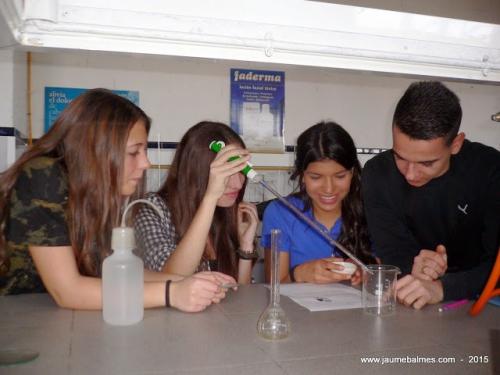 Jornades de Formació Professional als alumnes de 4t ESO