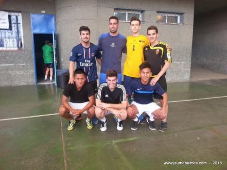Jornades Esportives 2015 Hospitalet