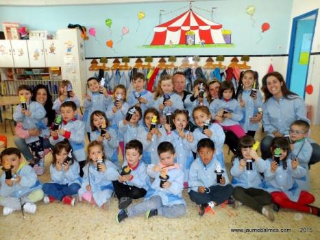 Projecte Infantil 4: El Circ