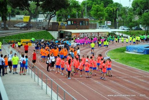 Olimpíades Atlètiques Balmes 2015